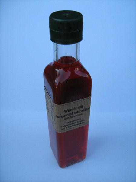 Johanniskraut Würzöl