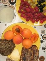 5 Beeren zum Rohkost Frühstück