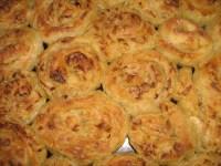 Pita mini die fertig gebackenen Mini Pita