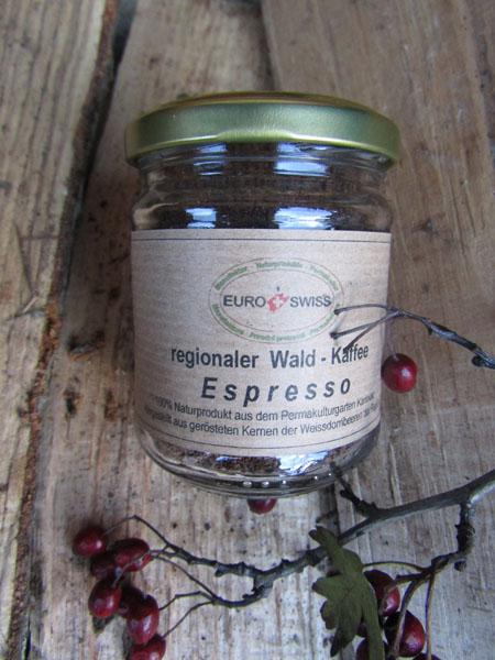 herzschonende Wald Kaffee