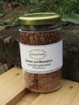pflanzliches Bindungsmittel gesund Einkochen bei Weissdorn sucht Patenschaft im Crowdfunding