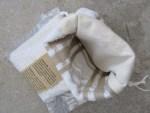 Doppelwand im Dusch-Handschuh