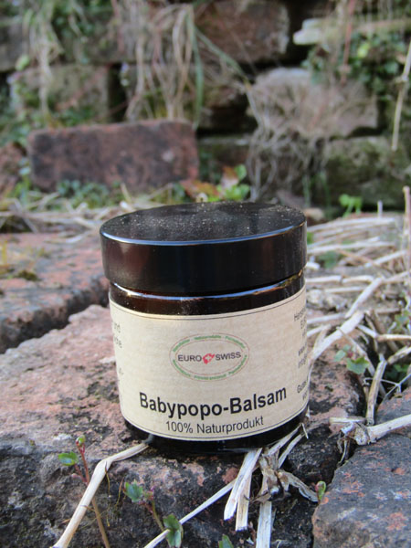 Babypopo Balsam