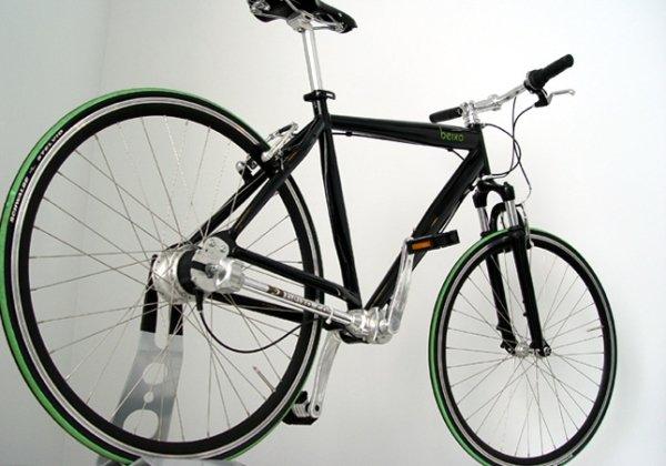 Выставка велосепедов (31 фото)