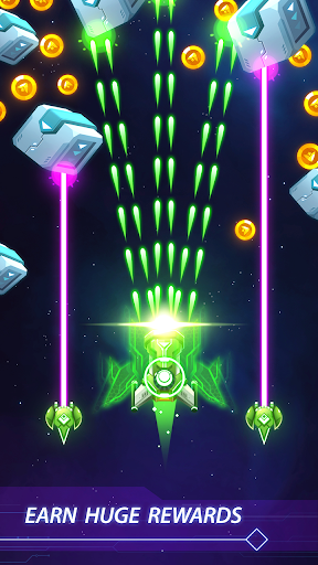 Air Strike – Galaxy Shooter 0.2.4 cheathackgameplayapk modresources generator 5