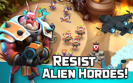 Alien Creeps TD – Epic tower defense cheathackgameplayapk modresources generator 2