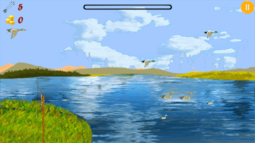 Archery bird hunter cheathackgameplayapk modresources generator 4