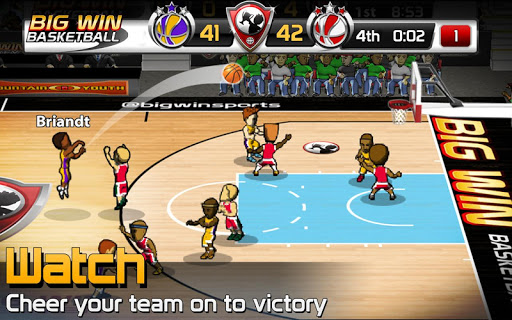 BIG WIN Basketball cheathackgameplayapk modresources generator 3