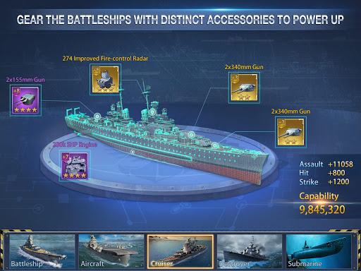 Battleship Empire WW2 Naval Battles and Warships 1.0.2 cheathackgameplayapk modresources generator 3