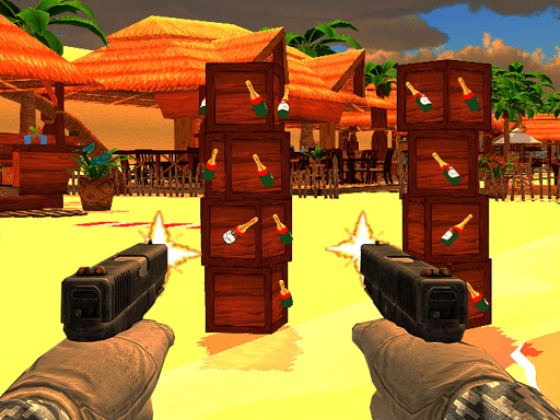 Bottle Shooting Training Range Target Smashing 1.07 cheathackgameplayapk modresources generator 4