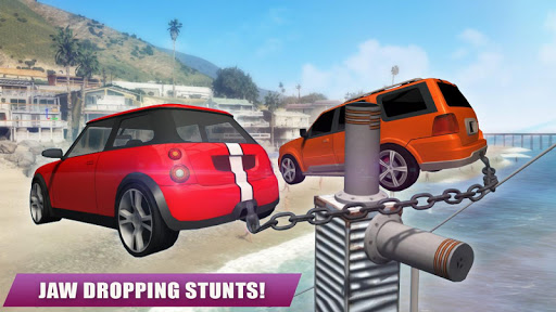 Chained Car Racing Games 3D cheathackgameplayapk modresources generator 3