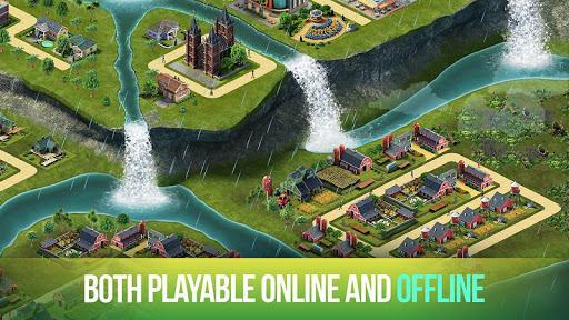 City Island 3 – Building Sim Little to a Big Town cheathackgameplayapk modresources generator 5