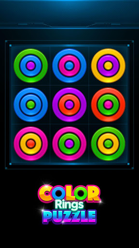 Color Rings Puzzle 2.0.2 cheathackgameplayapk modresources generator 1