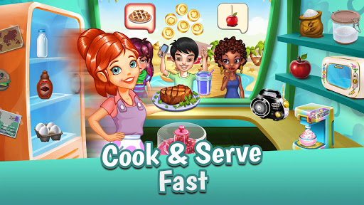 Cooking Tale – Food Games cheathackgameplayapk modresources generator 2