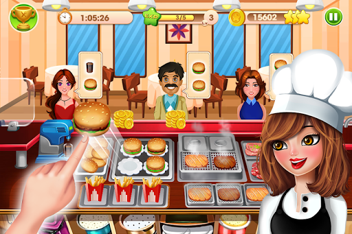 Cooking Talent – Restaurant fever 1.0.6 cheathackgameplayapk modresources generator 1