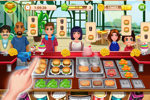 Cooking Talent – Restaurant fever 1.0.6 cheathackgameplayapk modresources generator 3