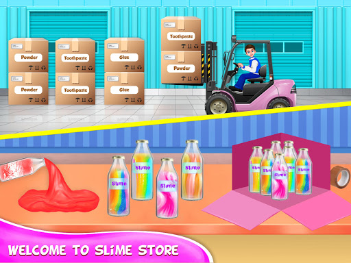 DIY Slime Maker Factory Jelly Making Game 1.0 cheathackgameplayapk modresources generator 1