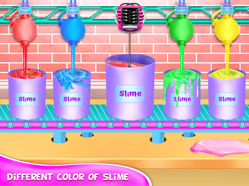 DIY Slime Maker Factory Jelly Making Game 1.0 cheathackgameplayapk modresources generator 3