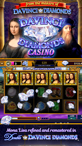 Da Vinci Diamonds Casino Best Free Slot Machines 2.5.7 cheathackgameplayapk modresources generator 1
