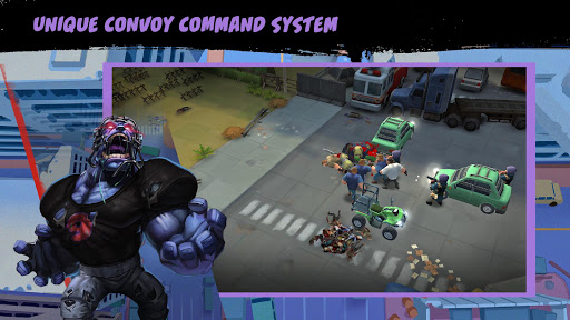Deadly Convoy 0.9.12 cheathackgameplayapk modresources generator 1