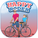 Download Happy Rider Wheels 3.7 APK, APK MOD, Happy Rider Wheels Cheat