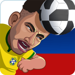Download Head Soccer Russia Cup 2018: World Football League  APK, APK MOD, Head Soccer Russia Cup 2018: World Football League Cheat
