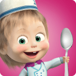 Download Masha and Bear: Cooking Dash  APK, APK MOD, Masha and Bear: Cooking Dash Cheat