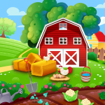 Download Merge Farm : Idle APK, APK MOD, Cheat