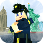 Download New York City Craft: Blocky NYC Building Game 3D APK, APK MOD, Cheat