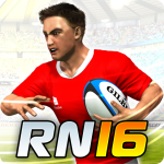 Download Rugby Nations 16  APK, APK MOD, Rugby Nations 16 Cheat