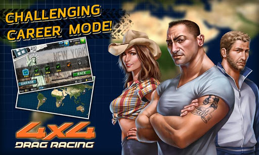 Drag Racing 4×4 cheathackgameplayapk modresources generator 4