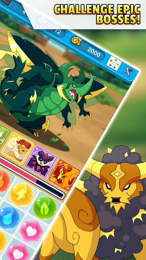 Dynamons Evolution Puzzle amp RPG Legend of Dragons 1.1.1 cheathackgameplayapk modresources generator 4