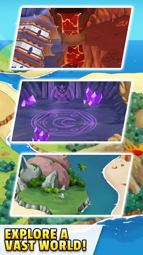 Dynamons Evolution Puzzle amp RPG Legend of Dragons 1.1.1 cheathackgameplayapk modresources generator 5