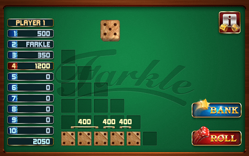 Farkle Dice Game cheathackgameplayapk modresources generator 3