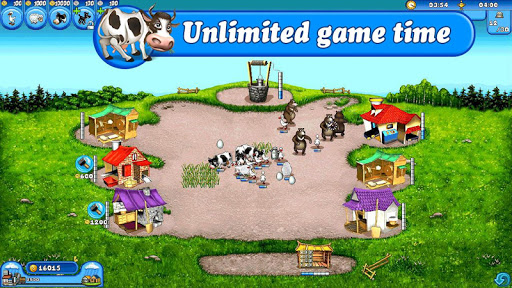 Farm Frenzy Free Time management game cheathackgameplayapk modresources generator 1