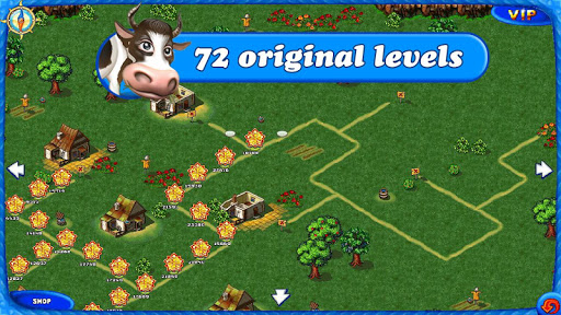 Farm Frenzy Free Time management game cheathackgameplayapk modresources generator 4