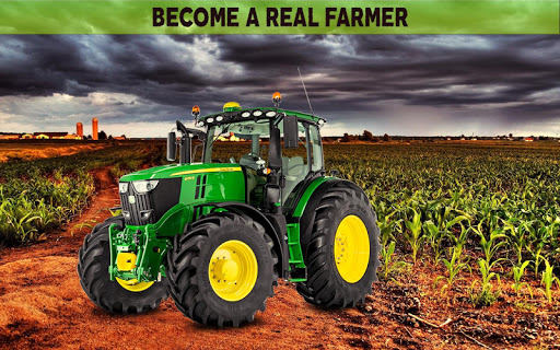 Farming Simulator 19- Real Tractor Farming game 1.1 cheathackgameplayapk modresources generator 1