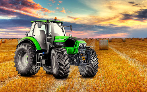 Farming Simulator 19- Real Tractor Farming game 1.1 cheathackgameplayapk modresources generator 5