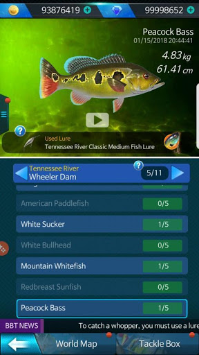 Fishing Hook Bass Tournament 1.2.1 cheathackgameplayapk modresources generator 5