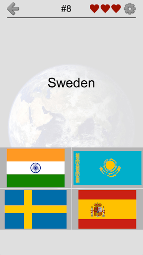 Flags of All Countries of the World Guess-Quiz cheathackgameplayapk modresources generator 1