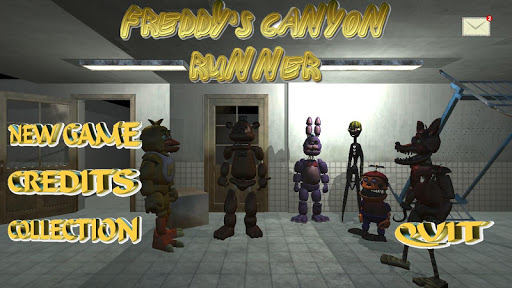 Freddys Canyon Runner 1.2 cheathackgameplayapk modresources generator 1