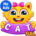 Free Download ABC Spelling – Spell & Phonics  APK, APK MOD, ABC Spelling – Spell & Phonics Cheat
