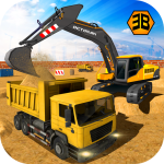 Free Download Heavy Excavator Crane – City Construction Sim 2017  APK, APK MOD, Heavy Excavator Crane – City Construction Sim 2017 Cheat