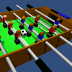 Free Download Table Football, Soccer 3D  APK, APK MOD, Table Football, Soccer 3D Cheat