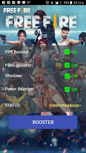 Free Fire FPS and PING Booster 1.0 cheathackgameplayapk modresources generator 2