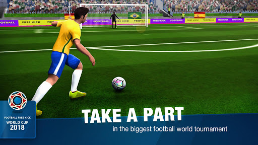 FreeKick Soccer 2018 cheathackgameplayapk modresources generator 1