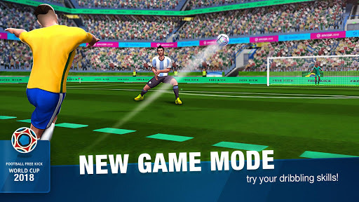 FreeKick Soccer 2018 cheathackgameplayapk modresources generator 2