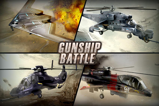 GUNSHIP BATTLE Helicopter 3D cheathackgameplayapk modresources generator 5