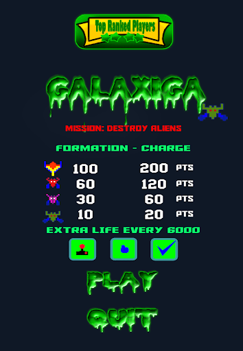 Galaxiga – Space Shooter cheathackgameplayapk modresources generator 1