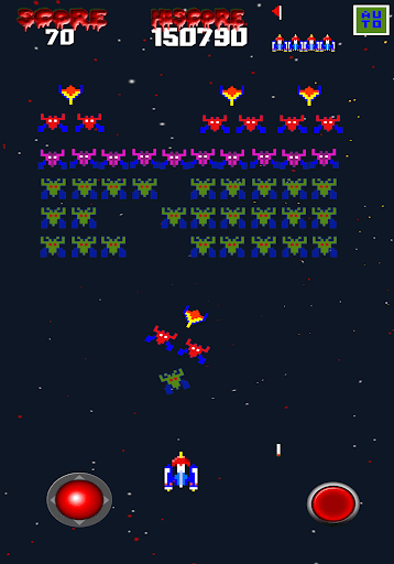 Galaxiga – Space Shooter cheathackgameplayapk modresources generator 2